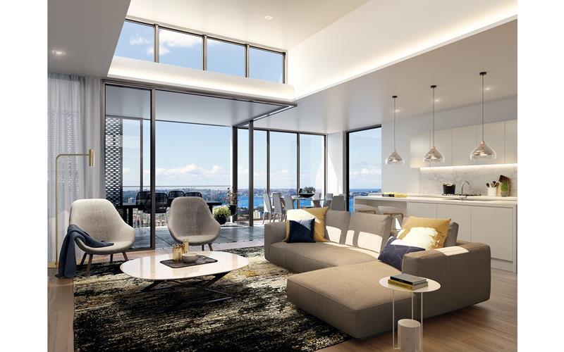 Vantage Residences at North Sydney
