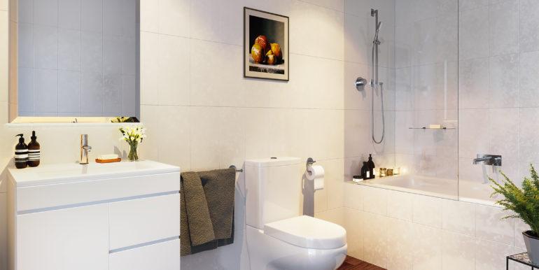 Bathroom - LR