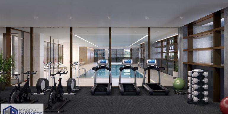 DUOPool Gym facilities