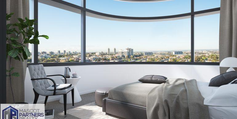 DUO_3 Bedroom view
