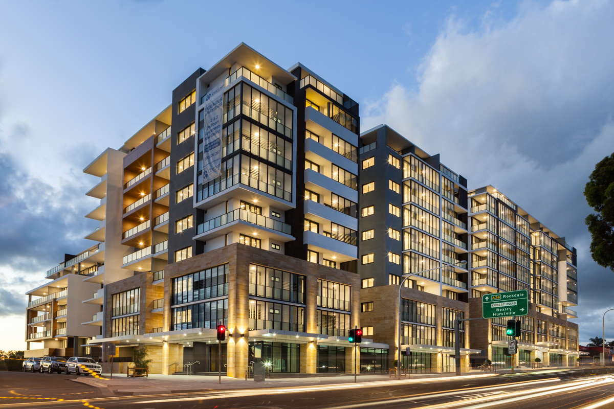 Gorgeous Modern Apartment in Arncliffe