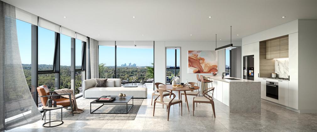 Luxury Apartment In Macquarie Park