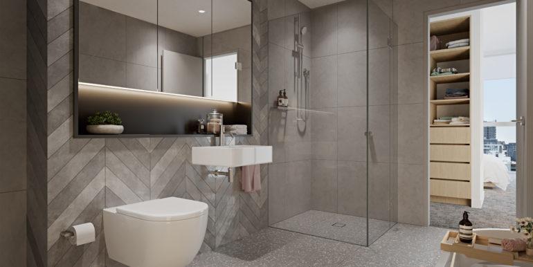 MeritonZetland_BathroomLight