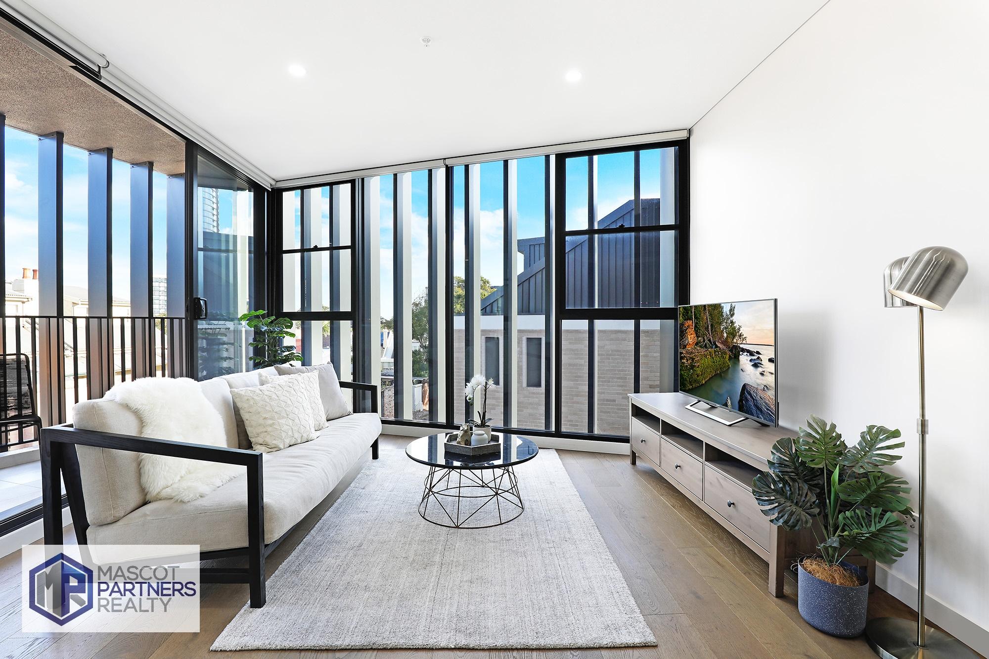 Stylist 2 Bedroom Apartment in Zetland (SOLD)